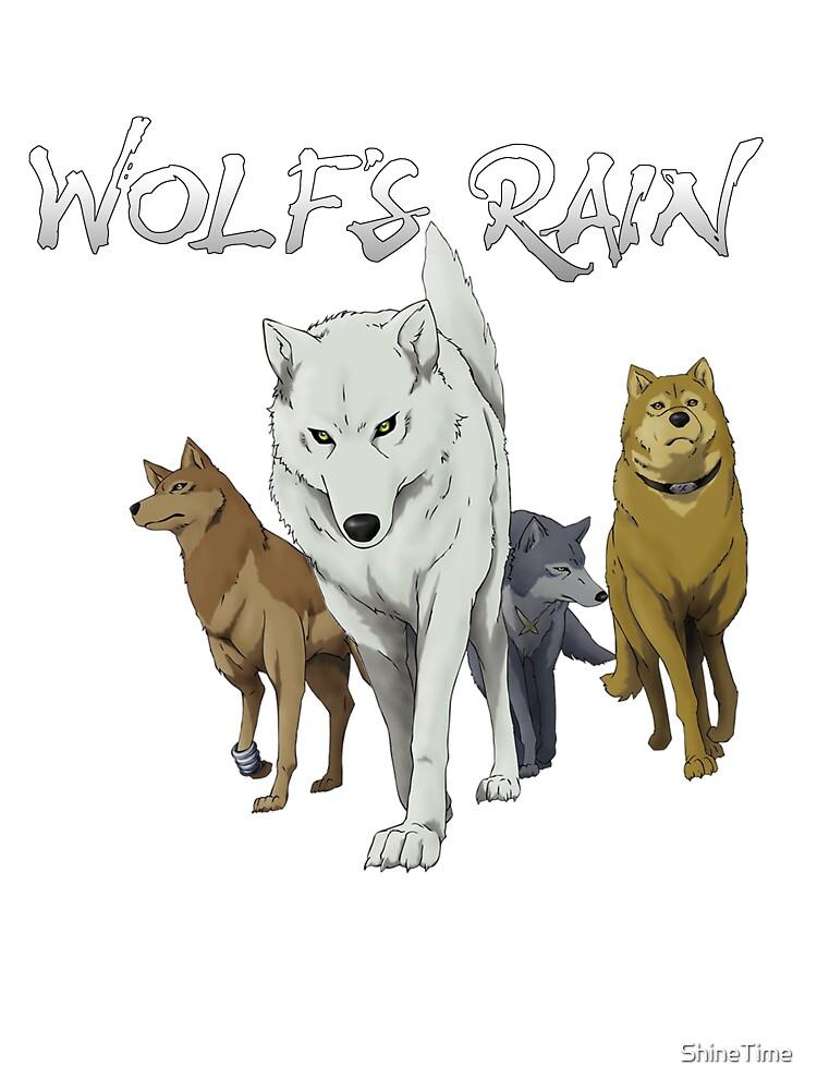 Wolf's Rain by ShineTime