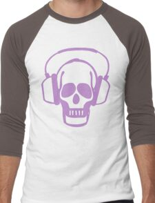 Skull rocker Men's Baseball ¾ T-Shirt