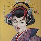 Geisha by ZiyaEris