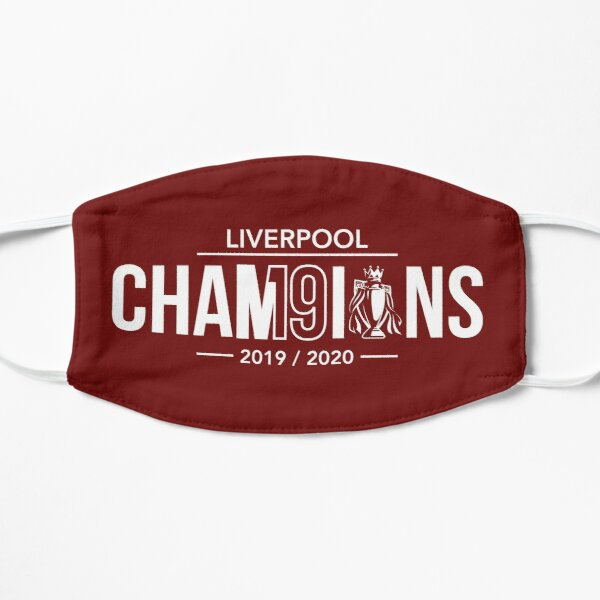 Trending,The Reds-Champions Merch Flat Mask