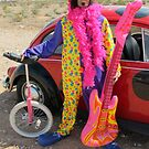 Beetle Punk Clown by jollykangaroo