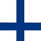 Finland Flag by pjwuebker