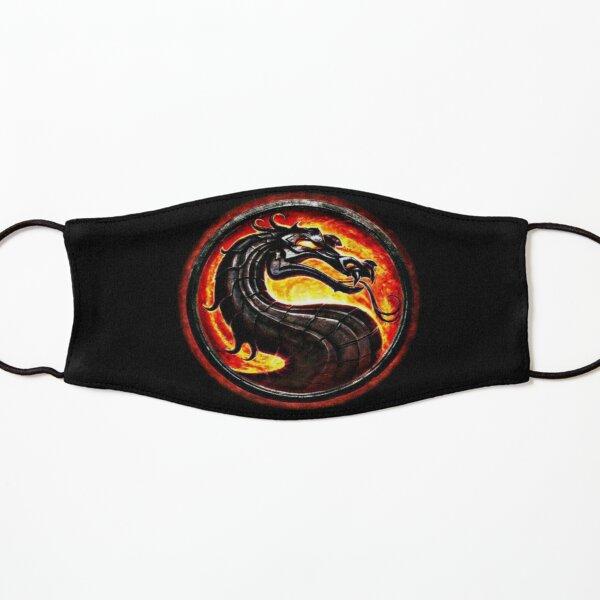 Mortal Kombat dragon Art Kids Mask