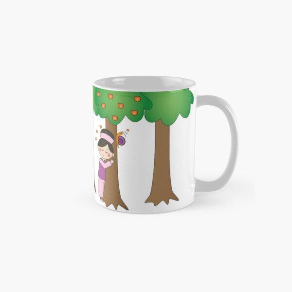 Kiara - Bäume umarmen Tasse (Standard)