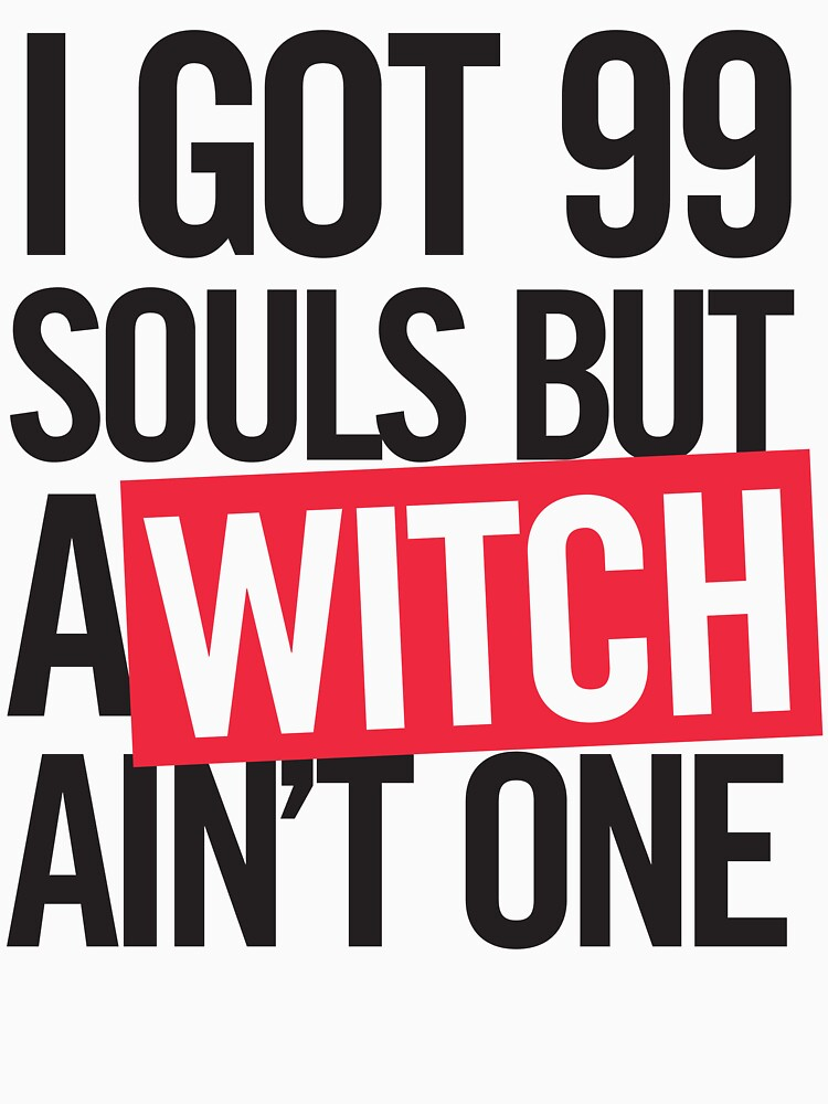 99 Souls tee | Unisex T-Shirt