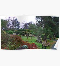 The Gardens of San Maurizio Poster
