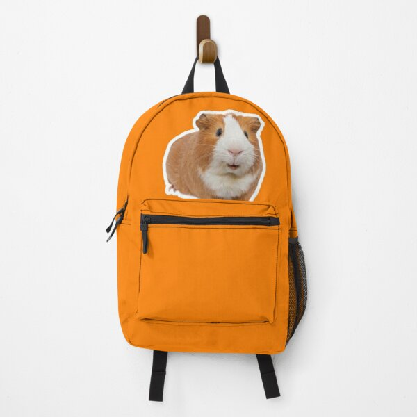 red guinea pig Backpack