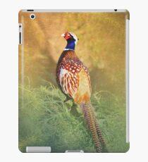 Male Pheasant iPad Case iPad Case/Skin