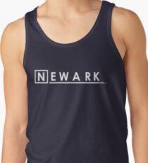 'Newark N.J.' Tank Top