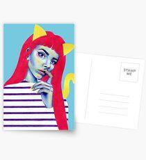 Catwoman Postcards