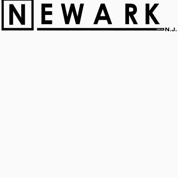 'Newark N.J.' (b) by BC4L