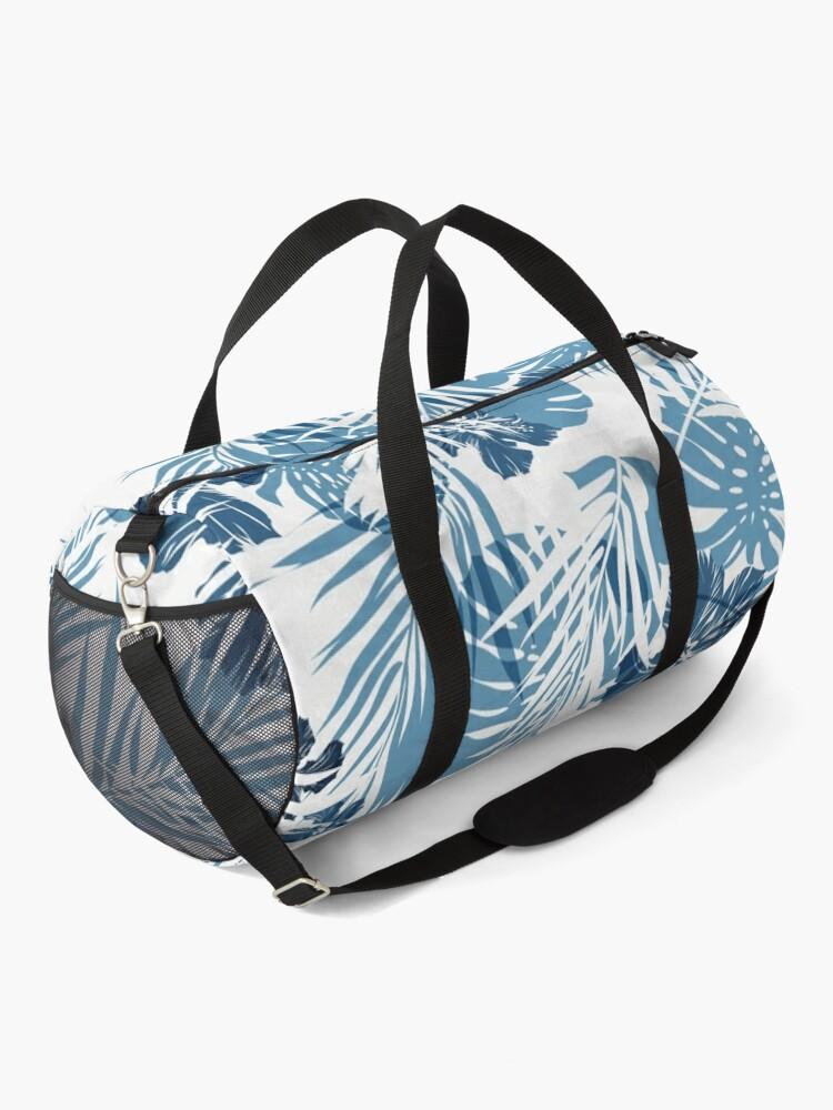 Alternate view of Indigo summer dream Duffle Bag