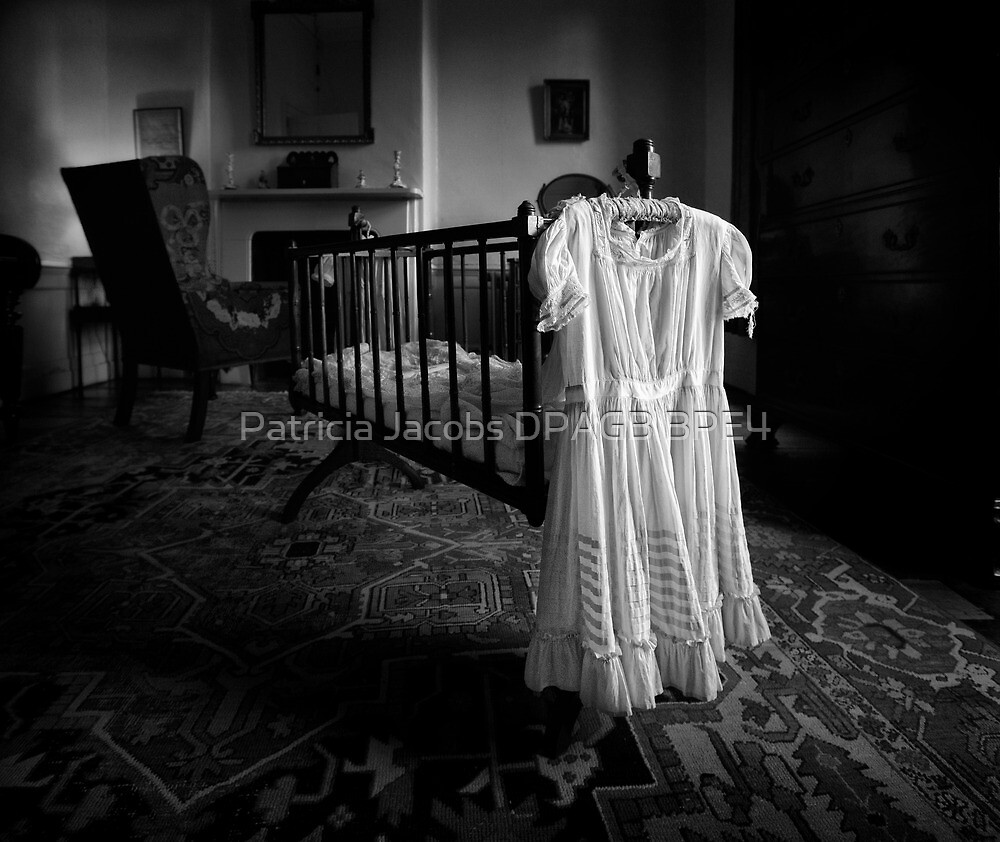 A White Dress In The Nursery by Patricia Jacobs DPAGB LRPS BPE4