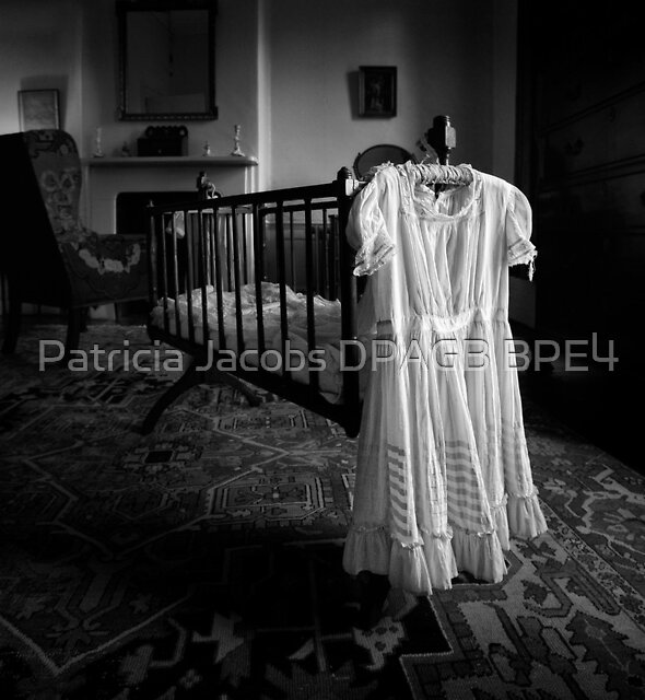 A White Dress In The Nursery by Patricia Jacobs DPAGB BPE4