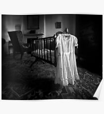A White Dress In The Nursery Poster
