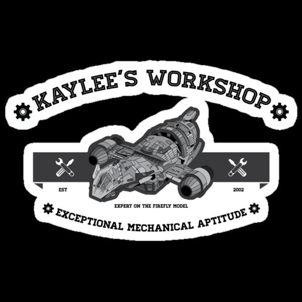 Kaylee's Workshop by tombst0ne