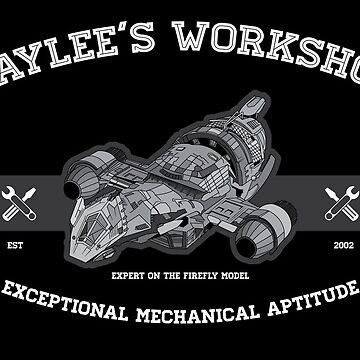 Kaylee's Workshop v2 by tombst0ne