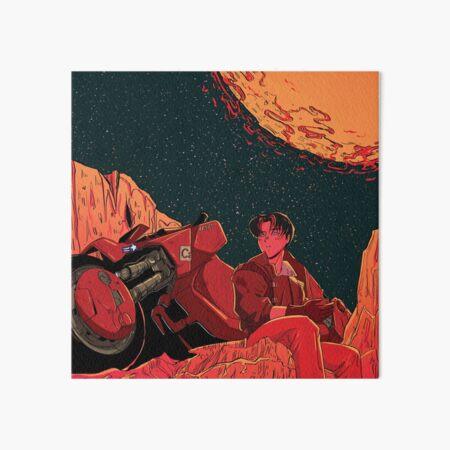 131KIRA - iKON B.I x AKIRA  Art Board Print