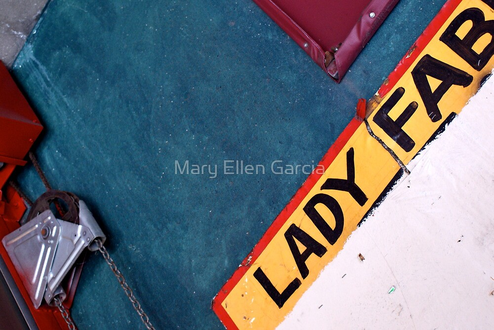 Lady Fab by Mary Ellen Garcia