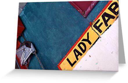 Lady Fab by Mary Ellen Garcia