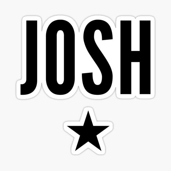 Josh is a Star Sticker