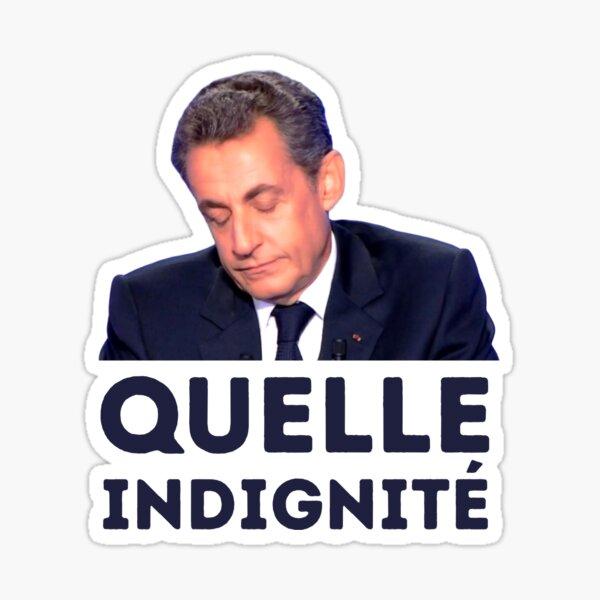 Sticker Sarkozy Par Valgoux Redbubble