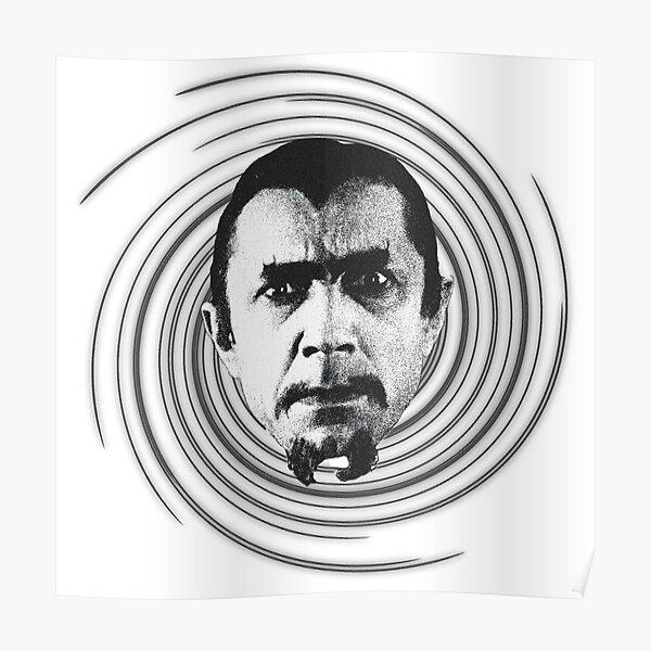 White Zombie / Bela Lugosi Hypnotism Poster