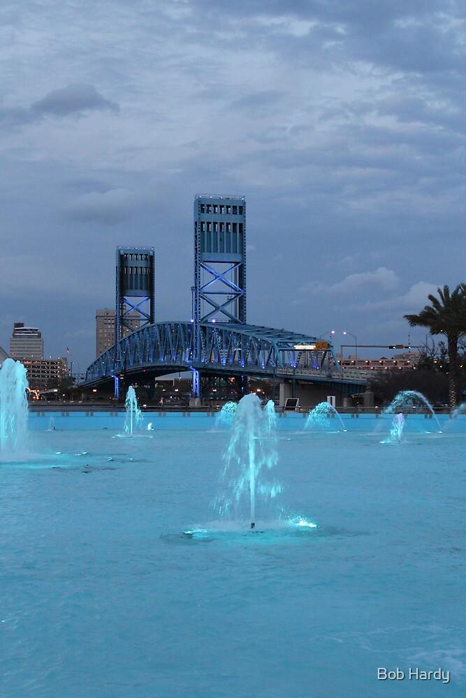 Fountain Bridge by Bob Hardy