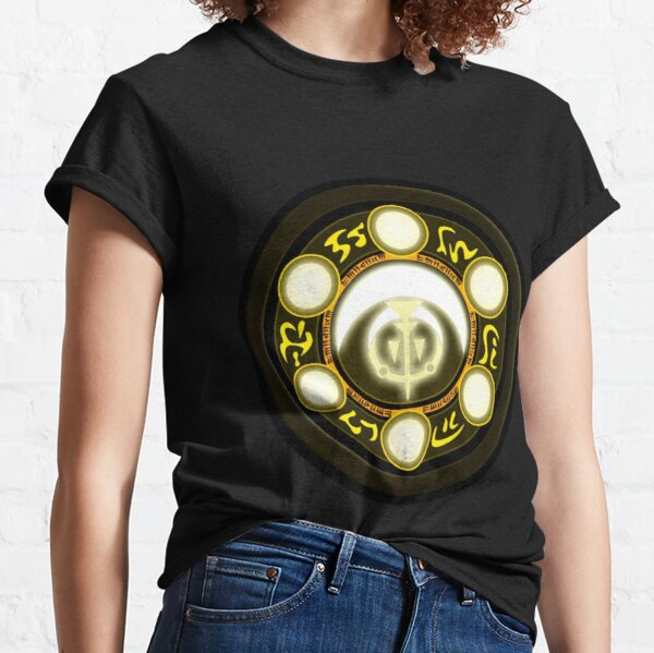 Prince of Persia The Warrior Within Sand Power Icon Classic T-Shirt