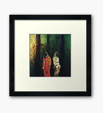 Lost # 1 Framed Print