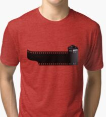 35mm Film Tri-blend T-Shirt