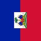 Haiti Flag by pjwuebker