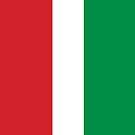 Hungary Flag by pjwuebker
