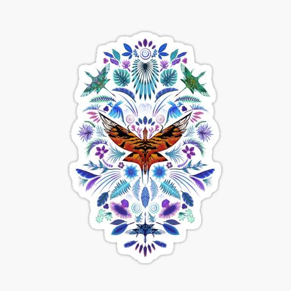 Avatar's Pandora Sticker