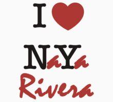 I Heart NaYa Rivera | Unisex T-Shirt
