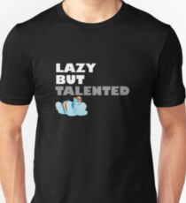 Lazy But Talented - Rainbow Dash VIP T-Shirt