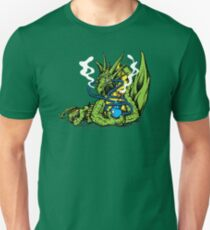 HOOKAH DRAGON Unisex T-Shirt