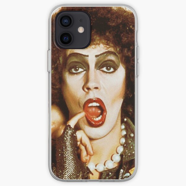 rocky horror picture show, Tim curry,frankenfurter  iPhone Soft Case