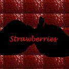 Yum strawberries by Jemma Richards