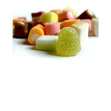 Dolly mixtures by pinkgeranium