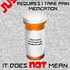 Not A Drug Addict! by paincare