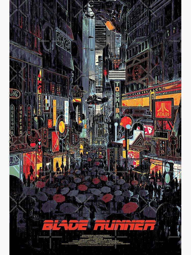Blade Runner by stoner1923