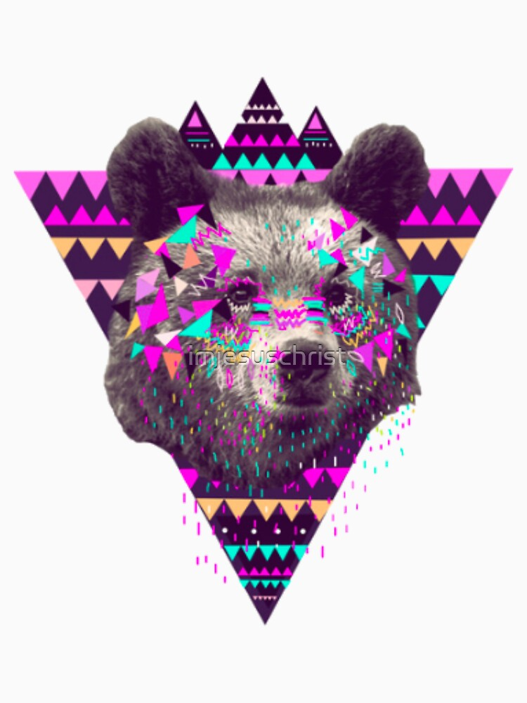 Bear Triangle | Unisex T-Shirt