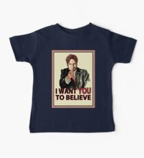 Uncle Mulder Baby Tee