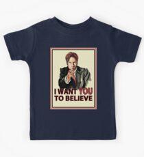 Uncle Mulder Kids Tee