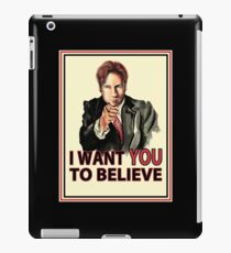 Uncle Mulder iPad Case/Skin