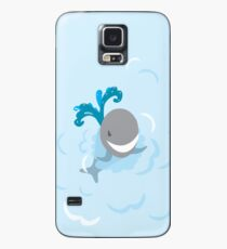 Havin' a whale of a time. Case/Skin for Samsung Galaxy