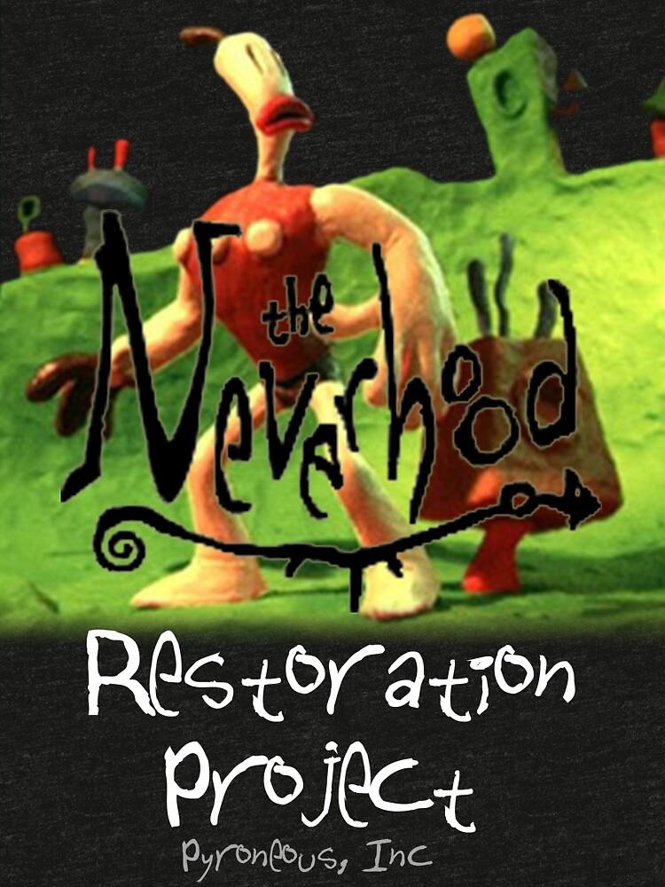 the neverhood restoration project