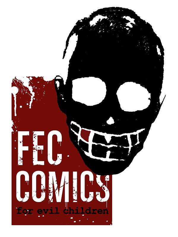 Fec skull face logo by stevesparke