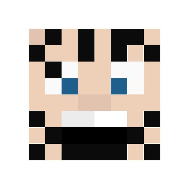 7aed60367 ... Mlb Minecraft Skins: HatFilms Ross Face